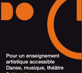 Un guide pratique  pour un enseignement artistique accessible proposé par le Ministère de la Culture