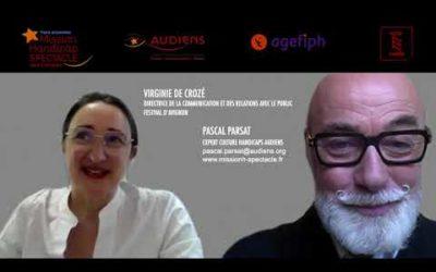 Le Festival d'Avignon, Ne faire qu'un seul public…