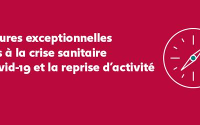 Vieille législative juillet 2021 : les mesures liées à la crise sanitaire